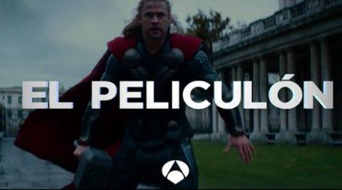 """Los próximos 'peliculones' de Antena 3: """"The Amazing Spider-Man"""", """"Al encuentro de Mr. Banks"""", """"Tintín"""", """"The Kárate Kid""""..."""