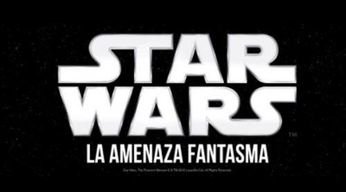 """Tráiler de """"Star Wars: Episodio I - La amenaza fantasma"""""""