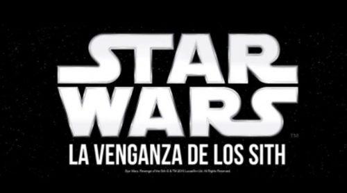 """Tráiler de """"Star Wars: Episodio III - La venganza de los Sith"""""""