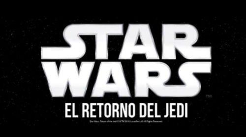 """Tráiler de """"Star Wars: Episodio VI - El retorno del Jedi"""""""
