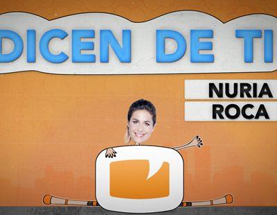 Nuria Roca hace frente a todo lo que se dice de ella en internet
