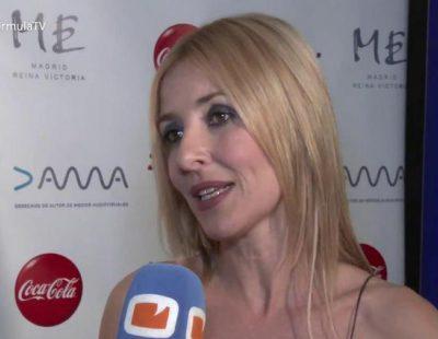 """Cayetana Guillén: """"El Ministerio...' ha encontrado la forma para que la ausencia de Rodolfo Sancho no sea defecto"""""""