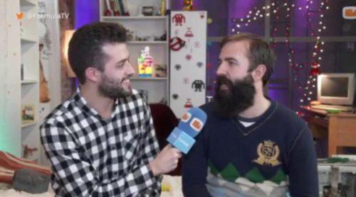 """Antonio Castelo: """"'Adán y Eva' o '¿QQCCMH?' son dos programas de comedia muy buenos"""""""