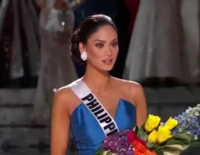 Coronan por error a Colombia como Miss Universo 2015, se retractan y gana Filipinas
