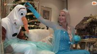 Tomas falsas del discurso navideño de la Reina de Arendelle