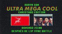 Auryn protagonizará la Xmas Edition de 'Ultra Mega Cool' en MTV