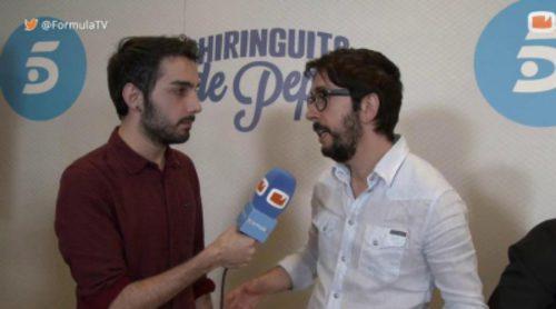 """Flipy: """"Como productor de 'Chiringuito de Pepe' es una faena que haya pasado más de un año entre las temporadas"""""""