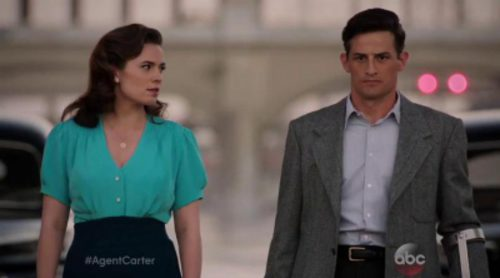 ABC muestra el nuevo avance de la 2ª temporada de 'Agent Carter'