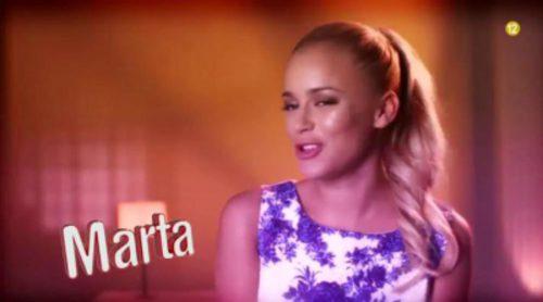 Marta, la princesa del campo de 'Un príncipe para tres princesas'