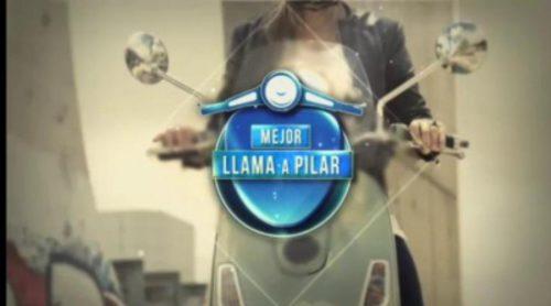 Así es la cabecera de 'Mejor llama a Pilar', la nueva coach de Cuatro