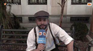 Marc Parejo desvela qué le ocurrirá a Felipe en las nuevas tramas de 'Acacias 38'