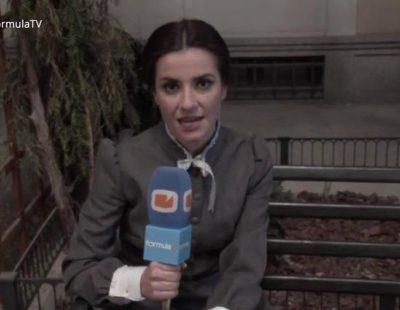 ¿Le costó a Anita del Rey coordinar al equipo de 'Acacias 38' para grabar el lipdub navideño?