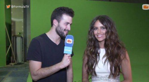 ¿Qué piensa Cristina Pedroche del éxito de Ylenia, las críticas a Mariló Montero y el mal puesto de Edurne en Eurovisión?