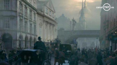Sherlock y Watson se trasladan al Londres victoriano del siglo XIX en su especial navideño
