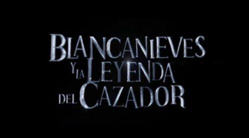 """'El peliculón' estrena """"Blancanieves y la leyenda del cazador"""" el próximo miércoles 6 de enero"""