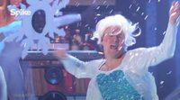 """Channing Tatum se viste de Elsa y lo da todo cantando """"Let it go"""" de """"Frozen"""""""