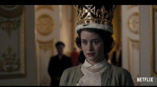 Primer avance de 'The Crown', la serie de Netflix sobre la reina Isabel II del Reino Unido