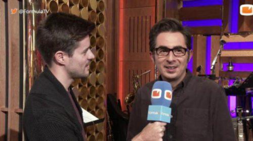 """Berto Romero ('Late motiv'): """"Es una maravilla no tener que preocuparse por el share, solo por la calidad del programa"""""""