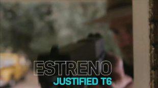 'Justified' vacía los cargadores en la promo de su última temporada en Calle 13