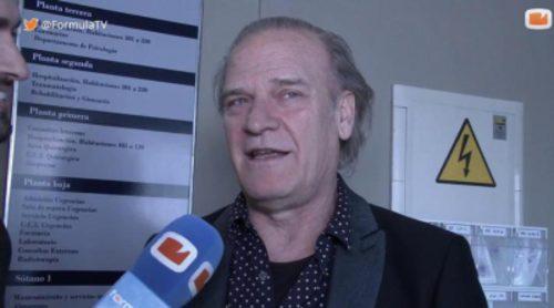 Lluis Homar se moja y da su opinión sobre el final de la primera temporada de 'Bajo sospecha'