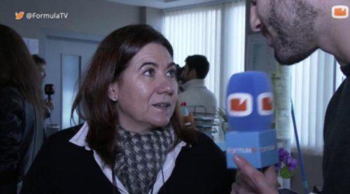 Luisa Martín se sincera y confiesa cómo vivió su salida de 'B&b, de boca en boca'