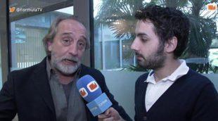 """Gonzalo de Castro: """"Me pareció fatal la cancelación de 'B&b, de boca en boca', se podría haber cuidado un poco más..."""""""