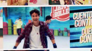 'Soy Luna', la nueva telenovela de Disney Channel, presenta a Simón, su protagonista masculino