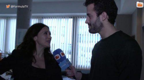Así se ha preparado María Botto su personaje en 'Bajo sospecha'