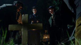 Primer vistazo a 'Houdini & Doyle', la nueva serie de magia y misterio de Fox