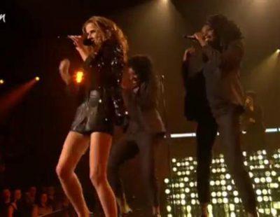 """Laura Tesoro y su """"What's the pressure"""", representantes de Bélgica en Eurovisión 2016"""