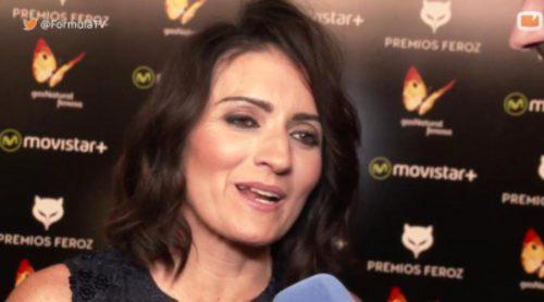 """Silvia Abril: """"Concha Velasco me escribió un WhatsApp larguísimo tras verme en 'TCMS' y me dijo que..."""""""