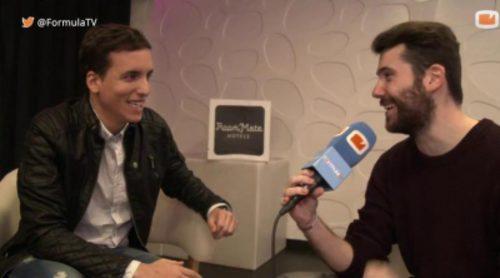 """Xuso Jones: """"Si llego a Eurovisión tengo planeada toda mi promoción por Europa"""""""