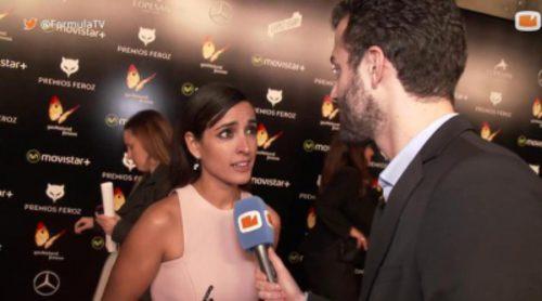 """Inma Cuesta: """"Volveré para el desenlace de 'Águila roja' e imagino que con final feliz"""""""