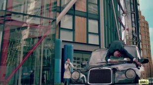 Promo de 'Lucky Man' (AMC), la historia más retorcida del creador Stan Lee