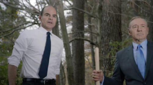 Nuevo avance de la cuarta temporada de 'House of cards'