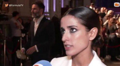 """Inma Cuesta: """"Hubo algunas cosas del discurso de Silvia Abril en los Premios Feroz que estuvieron de más"""""""
