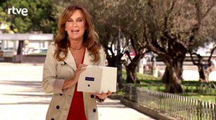 Así es 'Cuestión de tiempo', el nuevo talk show de Patricia Gaztañaga en La 1