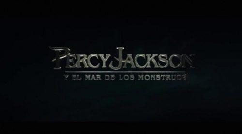 """'El blockbuster' estrena """"Percy Jackson y el mar de los monstruos"""" el próximo viernes 19 de febrero"""