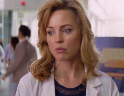Primer avance del nuevo drama médico de la NBC protagonizado por Melissa George, 'Heartbeat'