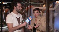 """Chenoa: """"Volvería a Eurovisión"""""""