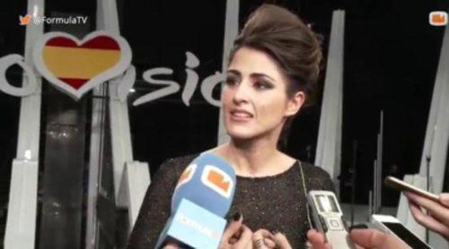 """Barei a Eurovisión: """"Marco un precedente cantando solo en inglés. Abogo por la calidad, el idioma da igual"""""""
