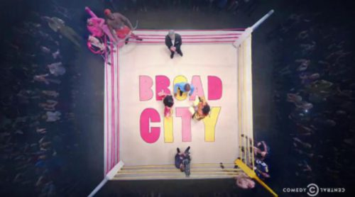 La divertida batalla entre Abbi e Ilana protagoniza el nuevo teaser de la 3ª temporada de 'Broad City'