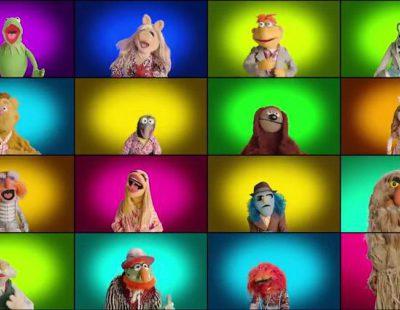 """'Los Muppets' cantan """"Light the Lights Song"""" para dar la bienvenida a los nuevos capítulos de la serie en ABC"""