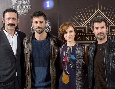 Las claves de la segunda temporada de 'El Ministerio del Tiempo': una pareja sorpresa y un nuevo personaje