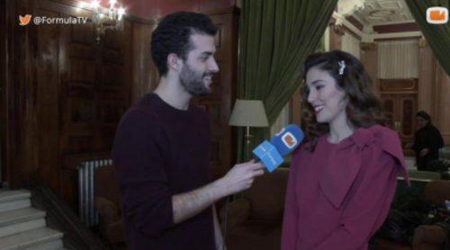 """Blanca Suárez: """"Tengo un humor muy negro, y yo sí que me reí con el discurso de Silvia Abril"""""""