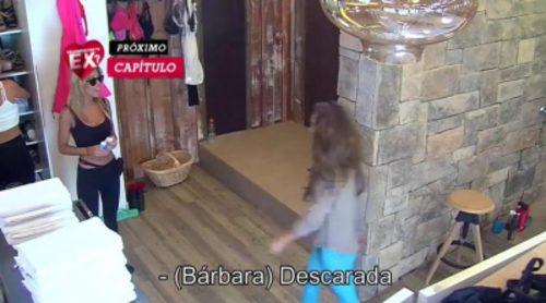 Bárbara agrede a Oriana en '¿Volverías con tu ex?'