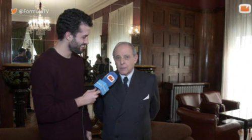 """Emilio Gutiérrez Caba: """"Si la gente en los Goya quiere hacer política, que la haga"""""""