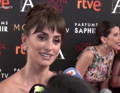 Entrevista a Penélope Cruz: ¿Por qué no va a 'El hormiguero'? ¿Le molestó el monólogo de Silvia Abril en los Premios Feroz?