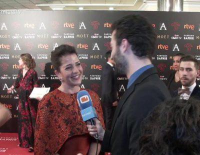 Nora Navas desmonta el monólogo de Silvia Abril en los Feroz: ¿Qué es lo que estaba preparado? ¿Qué se le olvidó decir?