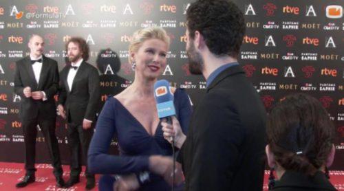 """Anne Igartiburu: """"Me parece bien que enviemos nuestra canción a Eurovisión en inglés"""""""